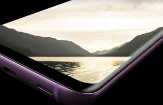 En iyi ekran Galaxy S9'da!