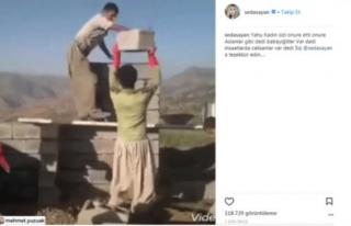 Seda Sayan'dan inşaatçı paylaşımı
