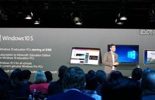 Windows 10 S'ten iyi haber