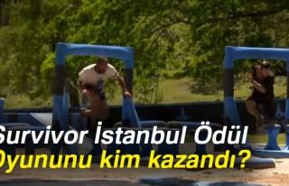 Survivor İstanbul Ödül Oyununu KİM Kazandı? |Türkiye'ye...
