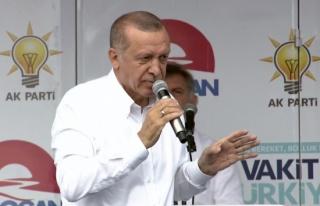 Erdoğan açıkladı: Türk askeri Menbiçte