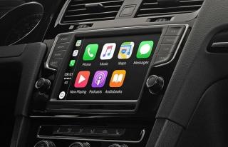 Joystick'li Apple araba mı?