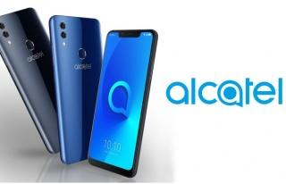 Alcatel'den çentikli telefon!