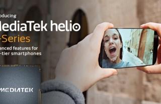MediaTek Helio A22 tanıtıldı