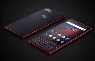 IFA 2018'de BlackBerry sürprizi