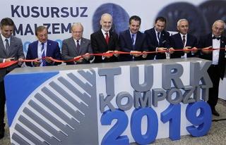 2019 Kompozit Zirvesi İstanbul'da kapılarını...