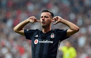 Beşiktaşlı Oğuzhan Özyakup Romaya transfer olacak...