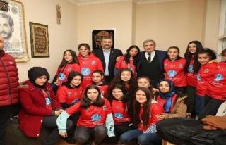 Beykoz Belediye Başkan adayı Aydın'dan vatandaşlara...