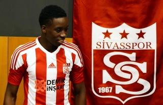 Demir Grup Sivasspor, Fousseni Diabate ile sözleşme...