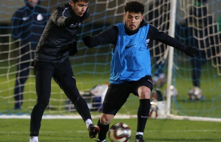 Kayserispor - Osmanlıspor maçına fırtına engeli