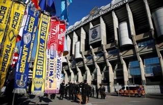 Libertadores Kupası sonrası Madrid polisine ödül!