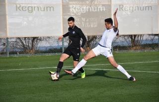Osmanlıspor, Menemeni 2-1le geçti