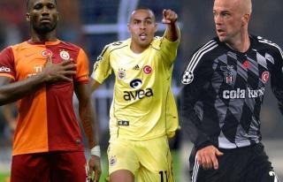 Süper Lig'de nokta atışı olan devre arası transferleri