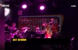 Yıldız Tilbe Sahnede Müzisyenleri Azarladı: 'Ya...