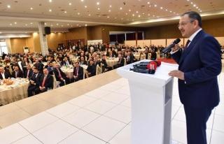 AKP'nin Ankara Adayı Özhaseki, 'Cumhurbaşkanı...