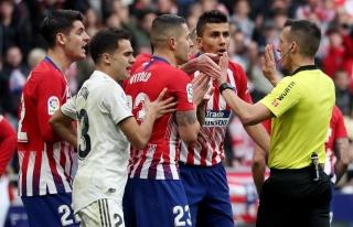 Atletico Madridden VAR öfkesi! Büyük rest