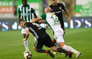 Beşiktaş ile Bursaspor dalya diyecek
