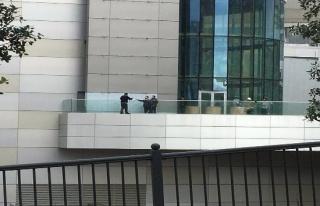 İntihar girişiminde bulunan şahsı polis ikna etti