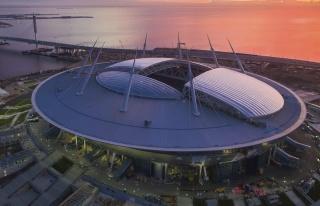 İşte Zenit - Fenerbahçe maçının oynanacağı...