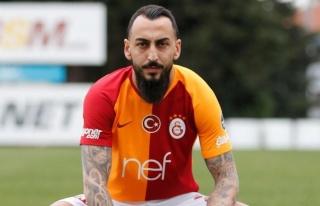 Kostas Mitroglou, Galatasaraya transferinin ardından...