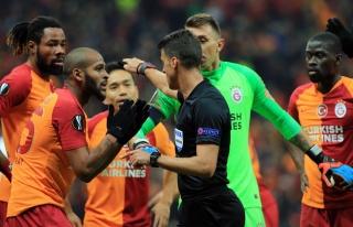 Marcaonun penaltı pozisyonu sonrası çok sorulmuştu:...