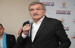 Murat Aydın: '24 saat açık yerleri belediye olarak...