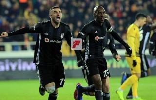 (ÖZET) Yeni Malatyaspor - Beşiktaş maç sonucu:...