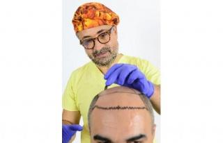 Saç ekiminde Avrupalılar Arapları geçti