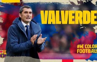 SON DAKİKA | Barcelona, Ernesto Valverde ile sözleşme...