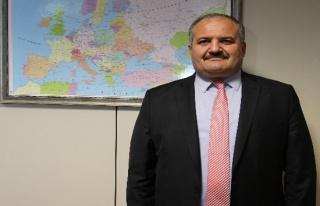 Taksiciler Esnaf Odası Başkanı Aksu'dan ortak platform...