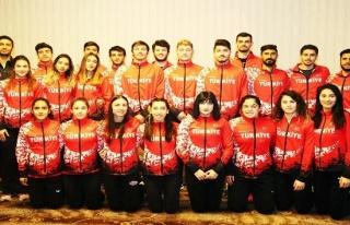 Türk atletizminin yıldızları Balkan Şampiyonası'nda...