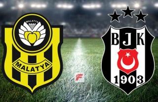 Yeni Malatyaspor - Beşiktaş maçı hangi kanalda,...