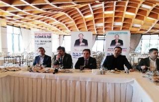AK Parti Avcılar Belediye Başkan Adayı Dr. İbrahim...