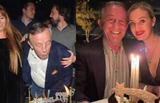 Ali Ağaoğlu'na çifte kutlama