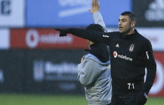 Beşiktaşta Burak Yılmaz şov! Tam 9 attı