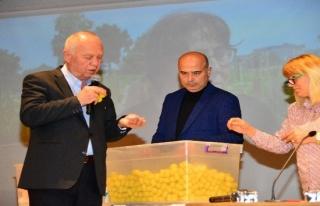 Beylikdüzü Belediyesi Hobi Bahçeleri'nde kura heyecanı...