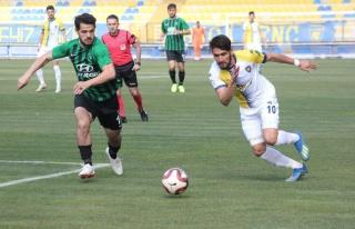 Bucaspor - Kocaelispor maç sonucu: 2-1