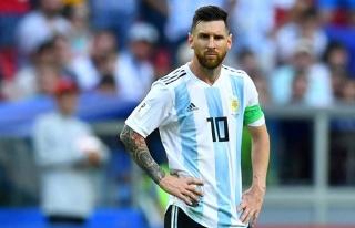 Fas-Arjantin maçında Lionel Messi kuralları