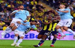 Fenerbahçe, Başakşehir karşısında galibiyet...