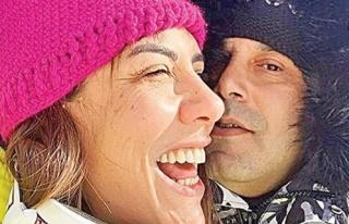 Işın Karaca'ya eşinden yeni yaş hediyesi!