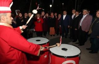 Murat Aydın: 'Beykoz'a hizmet borcumuz var'