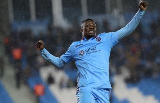 Trabzonsporda Ekubana Ganadan ilk milli davet