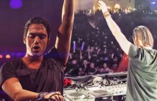 Türk DJ Ümmet Özcan, İzmir Marşı'nın Remix'i...