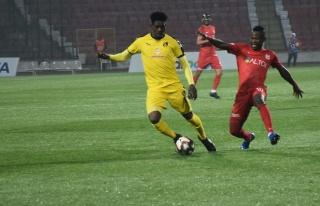 Balıkesirspor Baltok - İstanbulspor maç sonucu:...