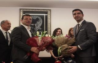 İmamoğlu'ndan Kartal Belediye Başkanı Gökhan...