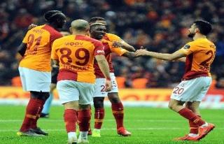Spor Toto Süper Lig: Galatasaray: 3 - Evkur Yeni...