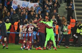 Trabzonspordan son 3 haftada 2 geri dönüş!