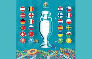 2020 Avrupa Futbol Şampiyonası'na direkt katılan...