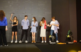 Lagranze Defilesi Backstage