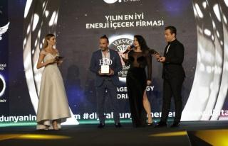 Yılın en iyi enerji içecek firması: Versage Energy...